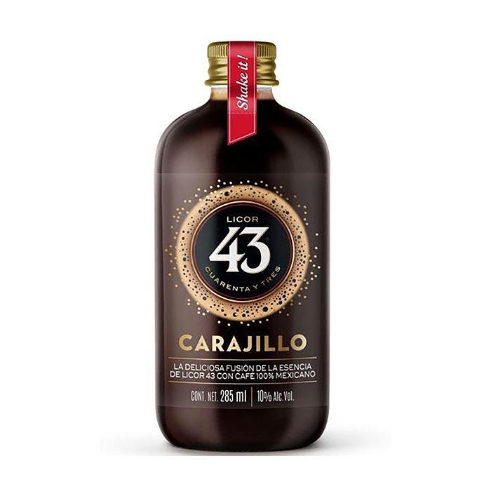 CARAJILLO LICOR 43 285 ML