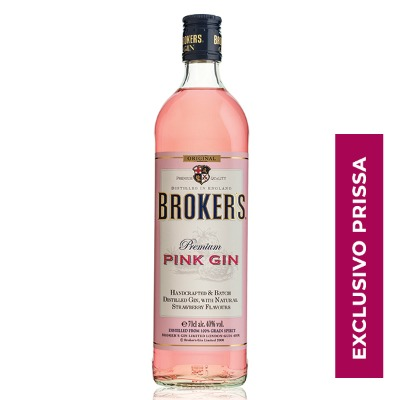 BROKER'S PINK GIN 700 ML