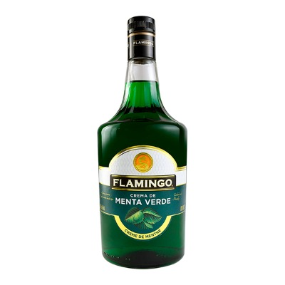 FLAMINGO MENTA VERDE 1000 ML