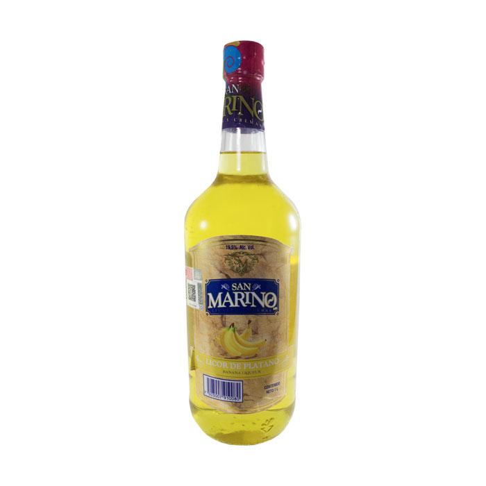 SAN MARINO PLATANO 1000 ML