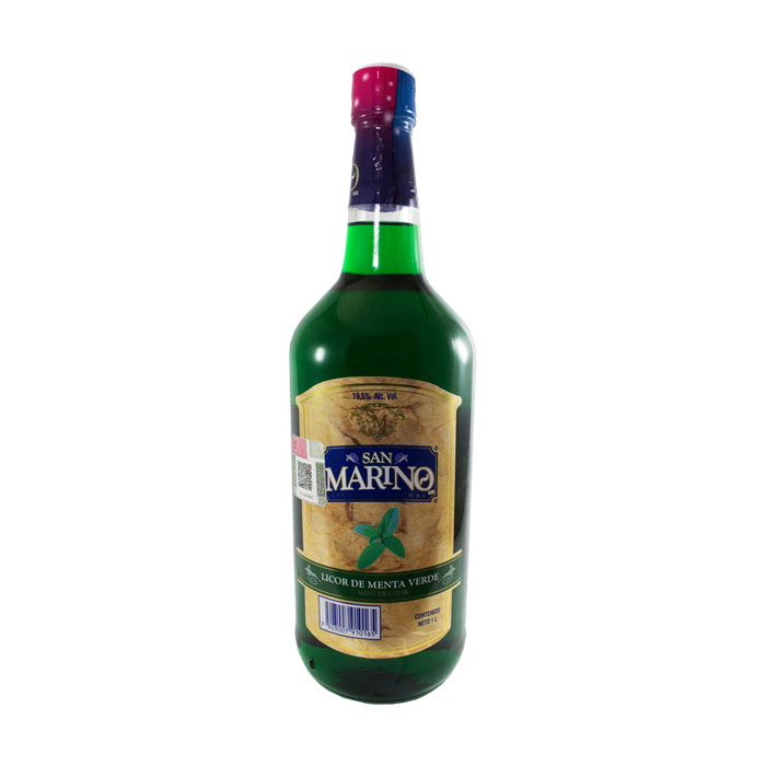 SAN MARINO MENTA VERDE 1000 ML