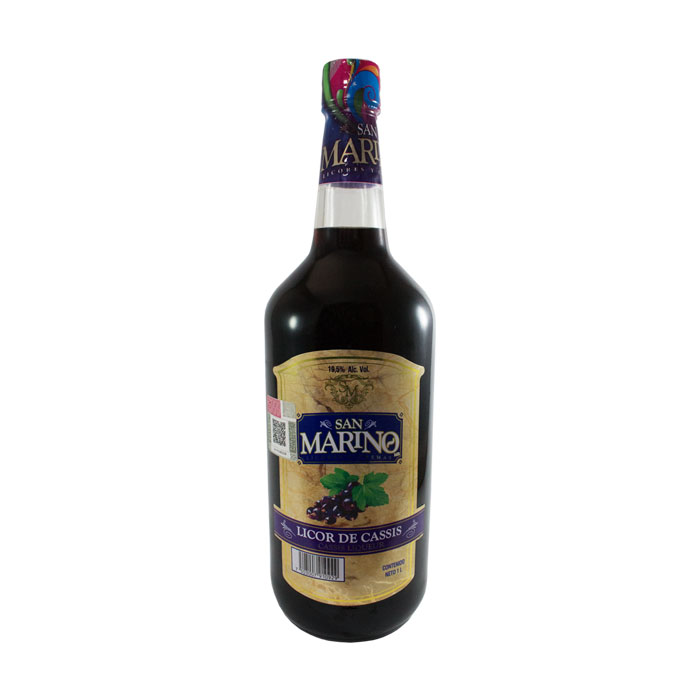 SAN MARINO CASSIS 1000 ML