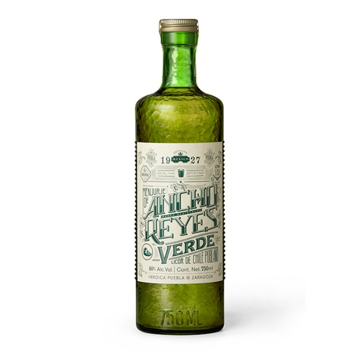 CHILE VERDE ANCHO REYES 750 ML