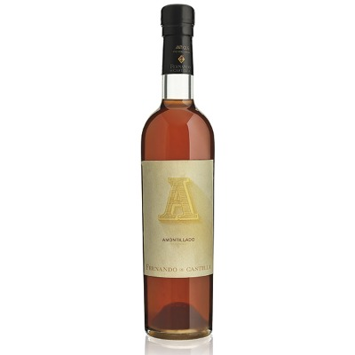 FERNANDO DE CASTILLA AMONTILLADO ANTIQUE 500 ML