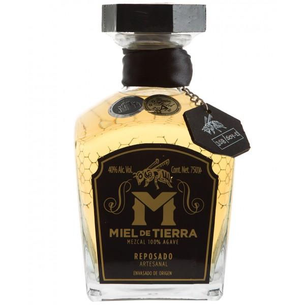 MIEL DE TIERRA REPOSADO 750 ML