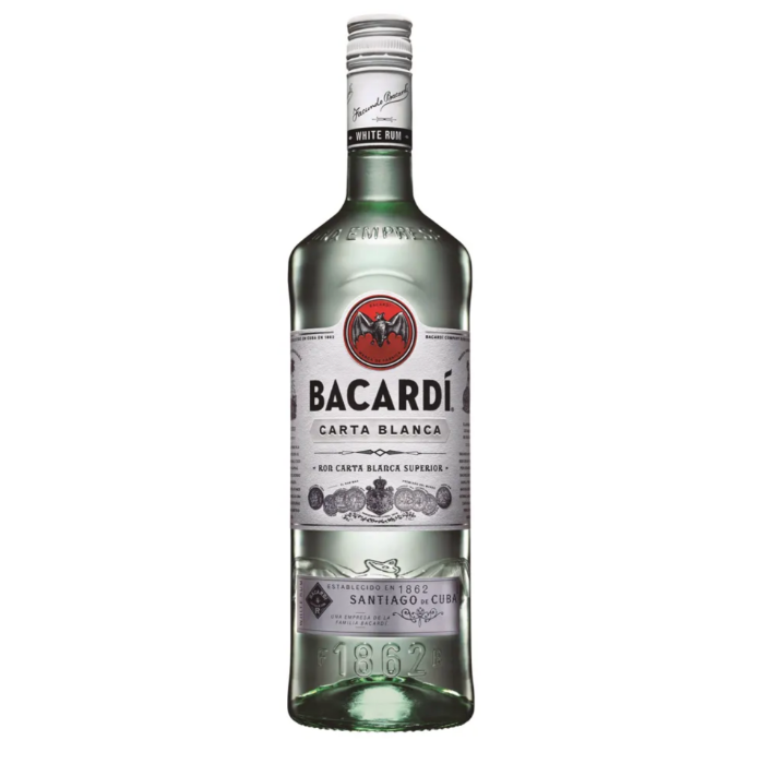 BACARDI BLANCO 3 LTS