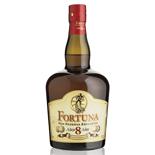 FORTUNA 8 AÑOS 750 ML
