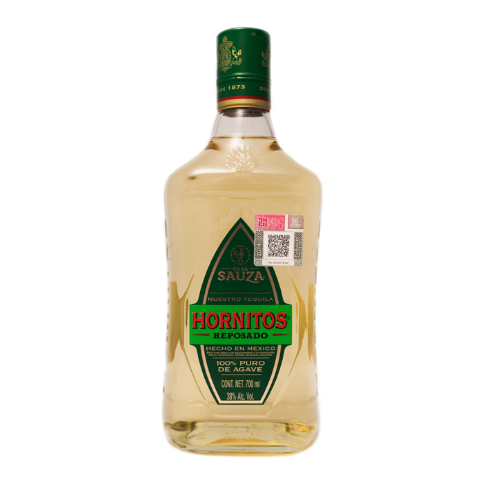 SAUZA HORNITOS REPOSADO 700 ML