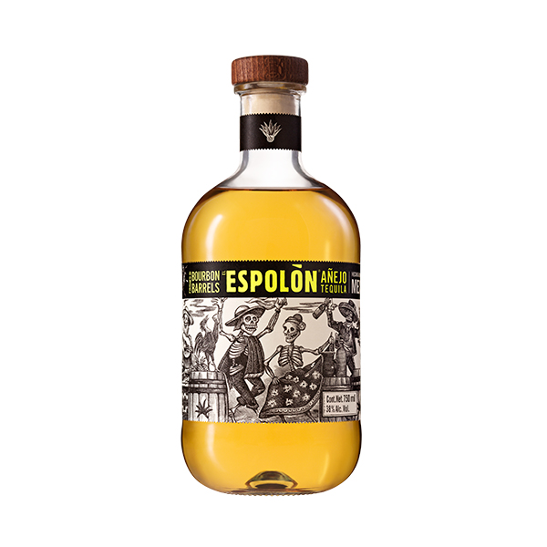 ESPOLON AÑEJO 750 ML