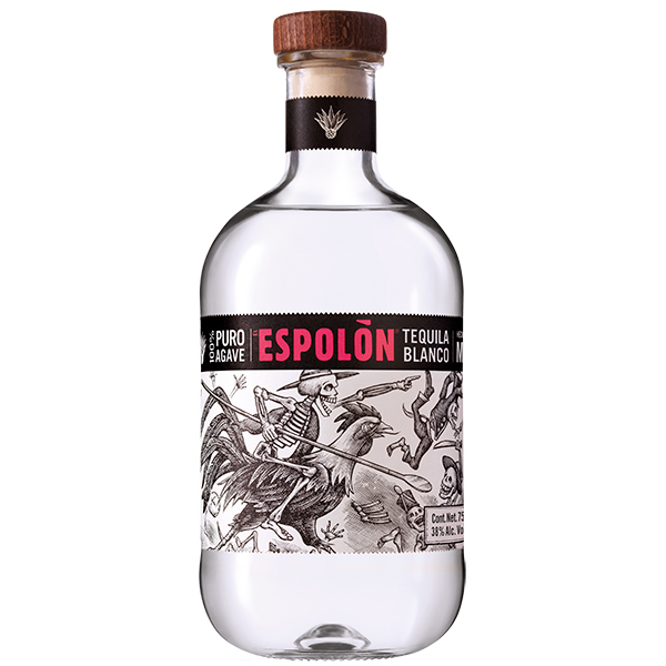 ESPOLON BLANCO 750 ML