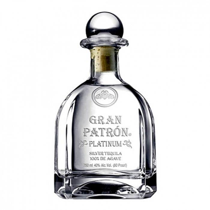 GRAN PATRON PLATINUM 750 ML