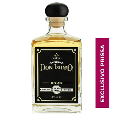 DON ISIDRO REPOSADO 800 ML