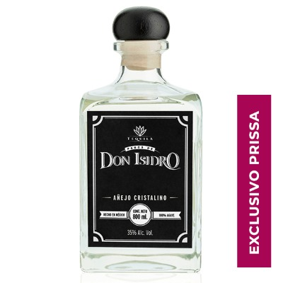 DON ISIDRO AÑEJO CRISTALINO 800 ML