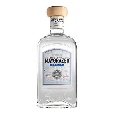 TEQUILA MAYORAZGO PLATA 750ML