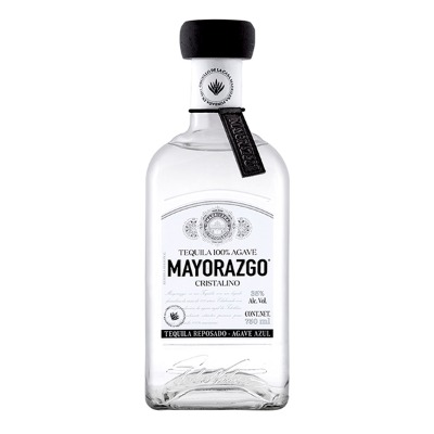TEQUILA MAYORAZGO CRISTALINO 750ML