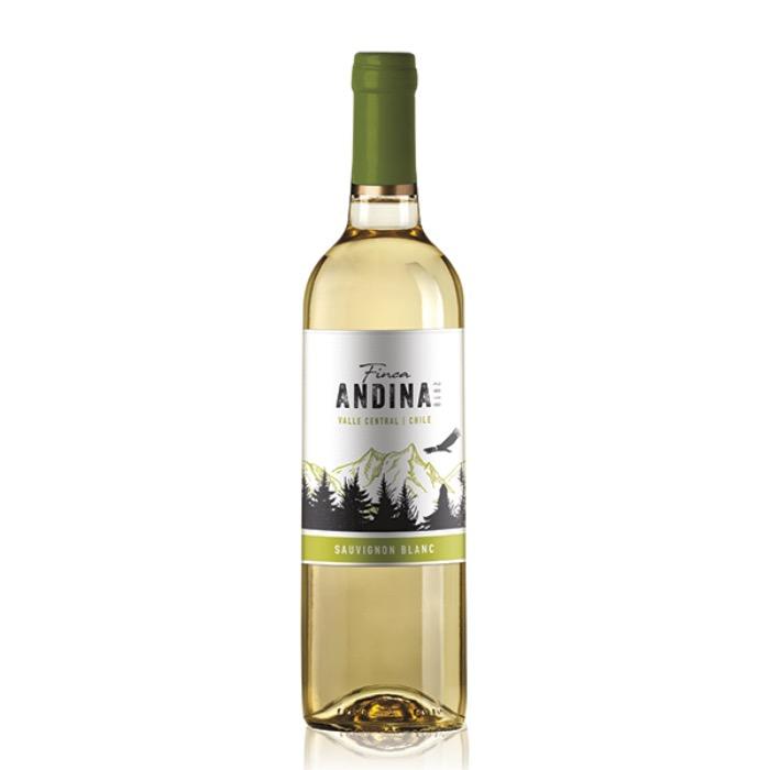 FINCA ANDINA SAUVIGNON BLANC 750 ML