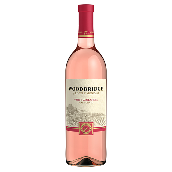 ROBERT MONDAVI WOODBRIDGE WHITE ZINFANDEL 750 ML