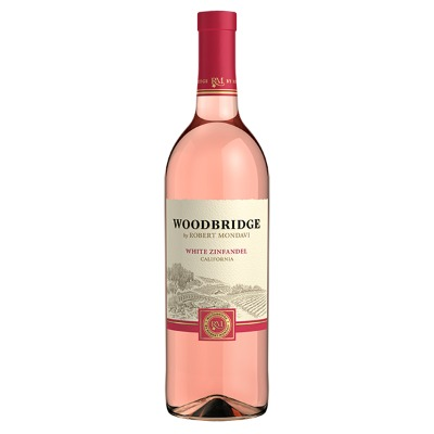 ROBERT MONDAVI WOODBRIDGE WHITE ZINFANDEL 750 ML
