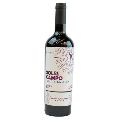 SOL DE CAMPO TINTO 750 ML