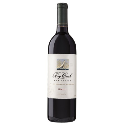 DRY CREEK MERLOT 750 ML