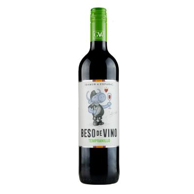 Beso de Vino Tempranillo Ecológico 750 ML