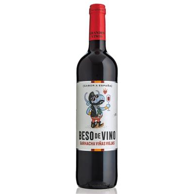 Beso de Vino Viñas Viejas Garnacha 750 ML