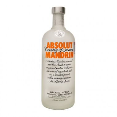 ABSOLUT MANDRIN 750 ML