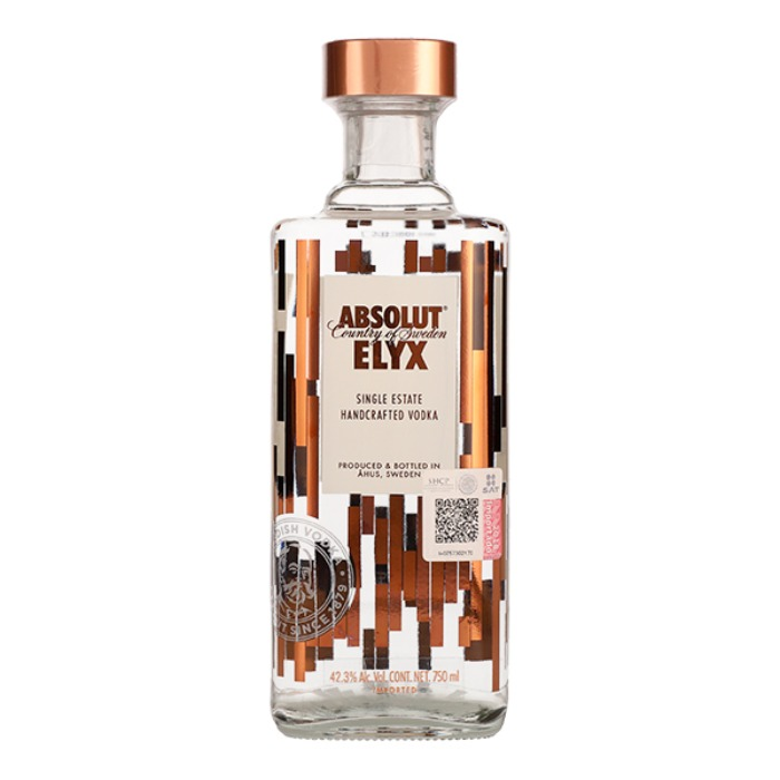 ABSOLUT ELYX 750 ML
