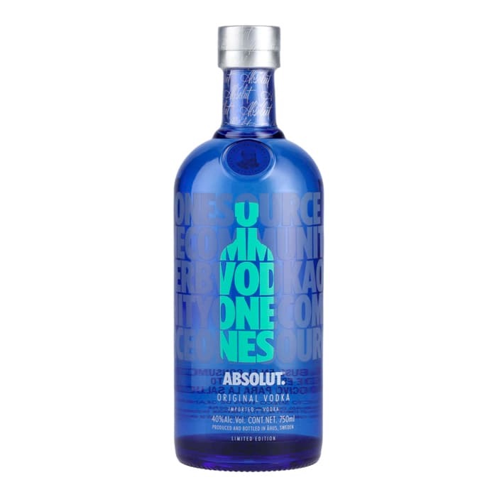 ABSOLUT ONE 750 ML