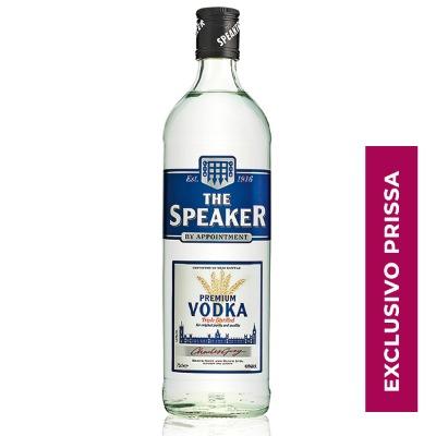 SPEAKER VODKA 750 ML MMEX