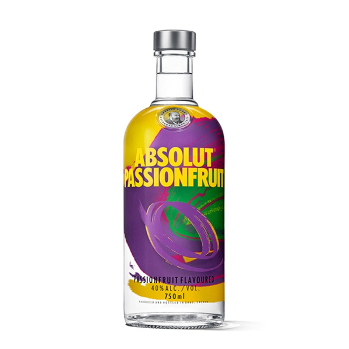 ABSOLUT PASSION FRUIT 750 ML
