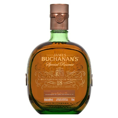 BUCHANAN'S 18 AÑOS 750 ML