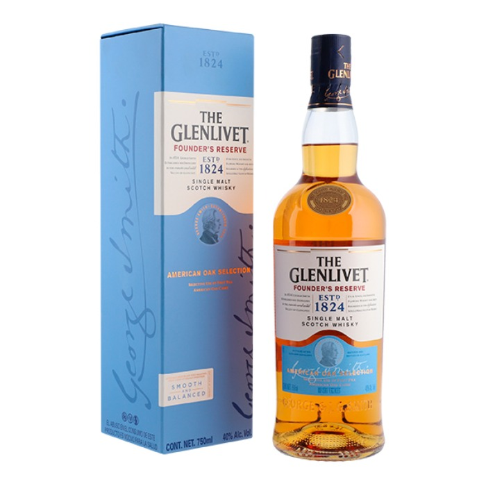 GLENLIVET FOUNDER'S RESERVE 750 ML