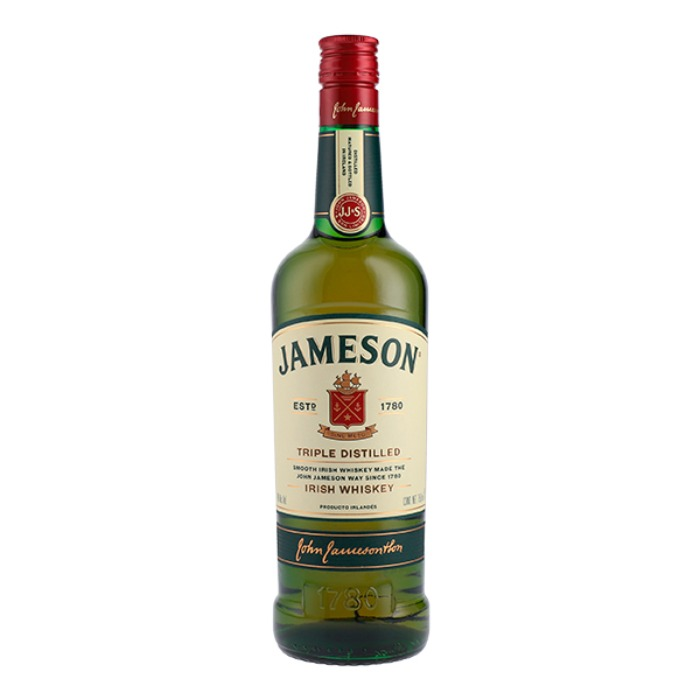 JAMESON IRISH REGULAR 750 ML
