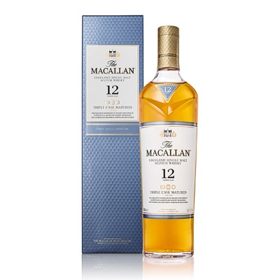 THE MACALLAN 12 AÑOS TRIPLE CASK 700 ML