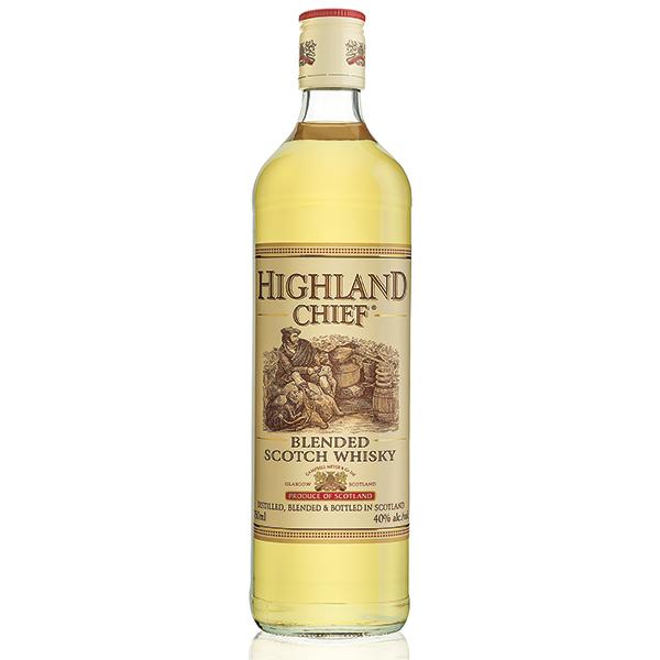 HIGHLAND CHIEF 750 ML