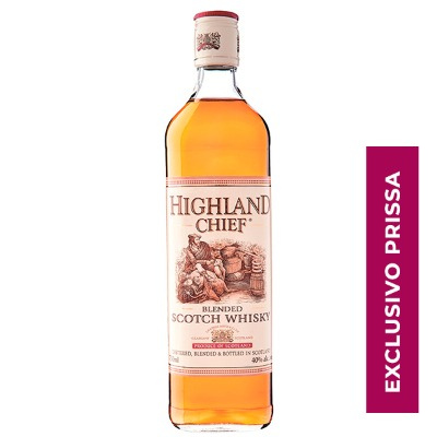 HIGHLAND CHIEF 750 ML