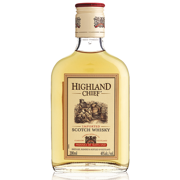 HIGHLAND CHIEF 200 ML