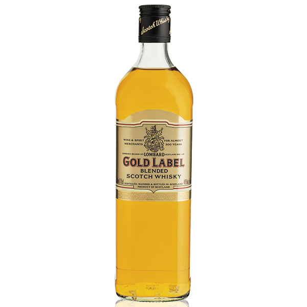 LOMBARD GOLD LABEL 750ML