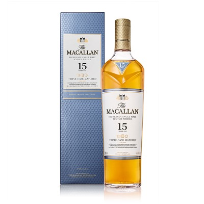THE MACALLAN 15 AÑOS 700 ML