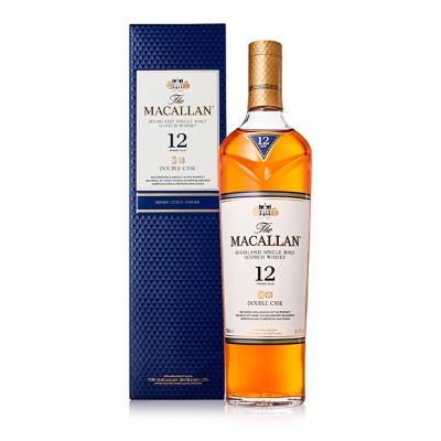 THE MACALLAN 12 DOUBLE CASK 700 ML