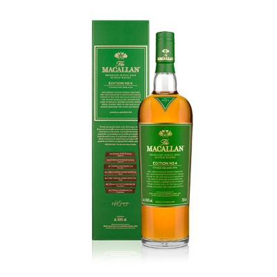 MACALLAN EDITION NO.4 700 ML