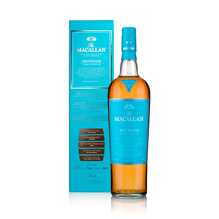 THE MACALLAN Nº6 700 ML