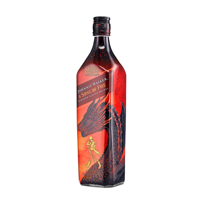 J.W.  SONG OF FIRE 700 ML