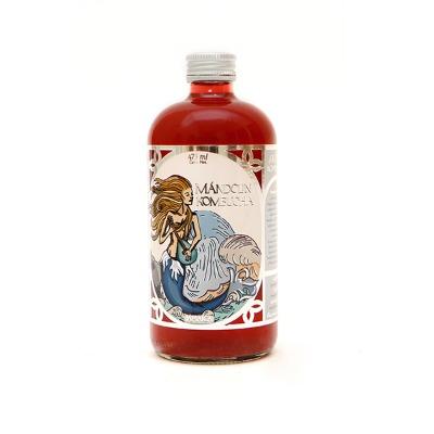 KOMBUCHA MANDOLIN JAMAICA SIN ALCOHOL 475 ML