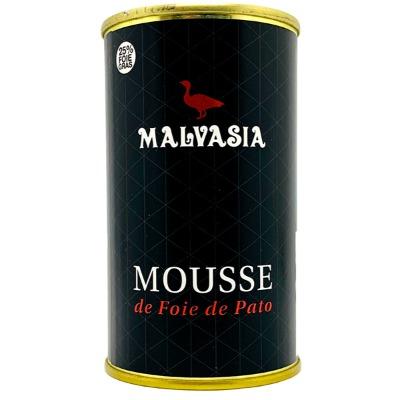 MOUSSE DE FOIE DE PATO MALVASIA 200 GR