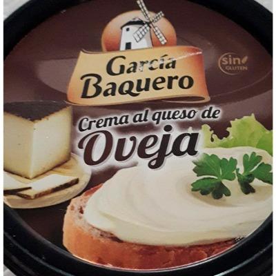 QUESO OVEJA UNTABLE GARCIA BAQUERO 125 GR