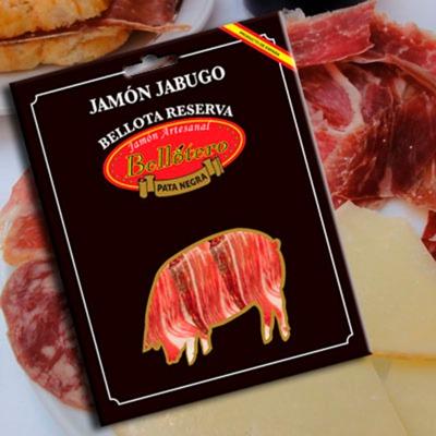 JAMON SERRANO BELLOTERO 150 GR