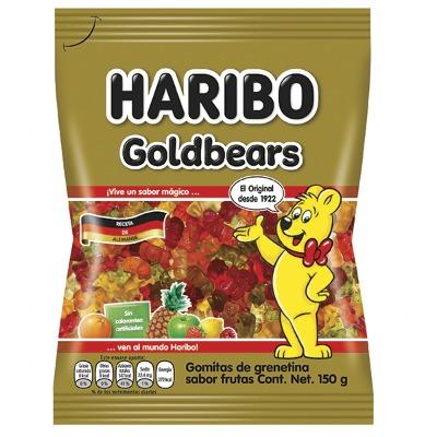 GOMITAS GOLD BAREN 150 GR
