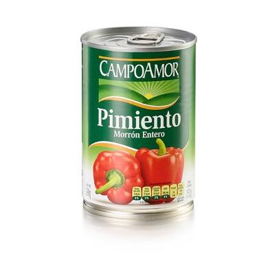 LATA CAMPOAMOR PIMIENTOS MORRONES 390 GR